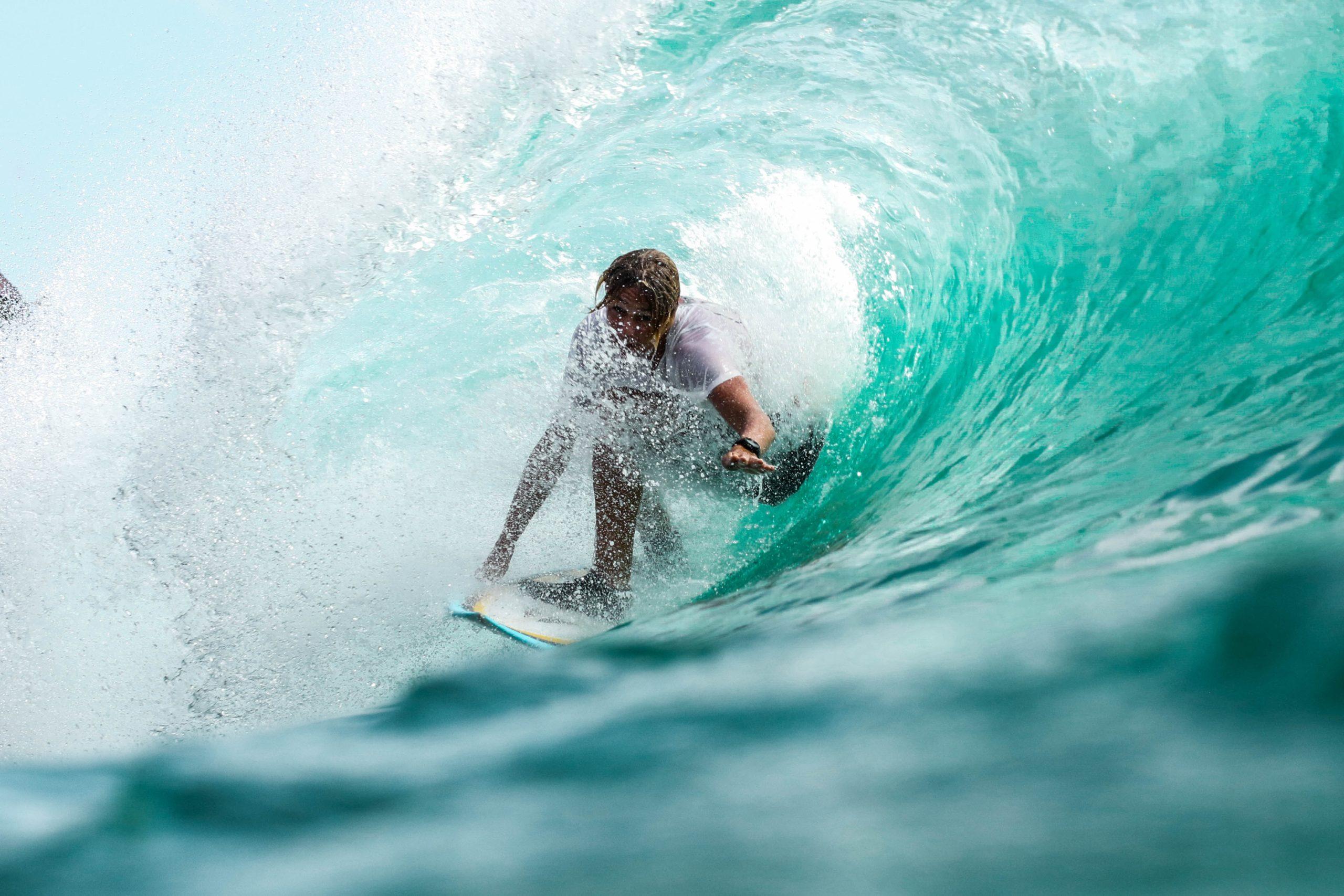 Surfa på dina motgångar