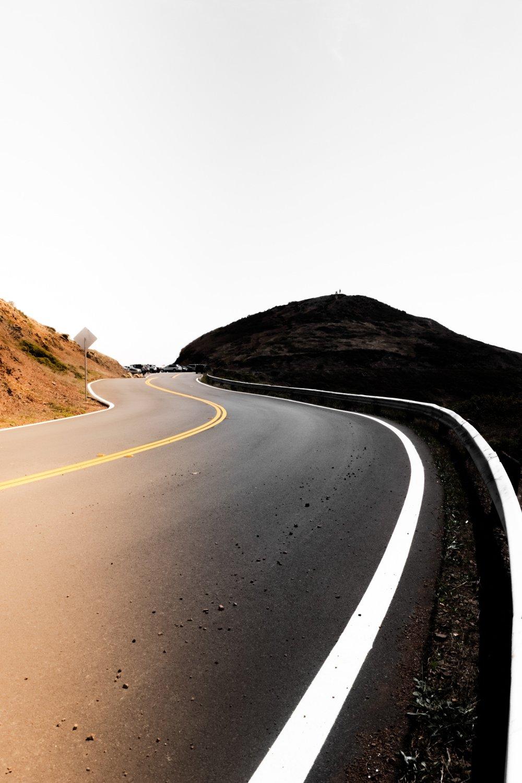 Behöver du markera asfalten?