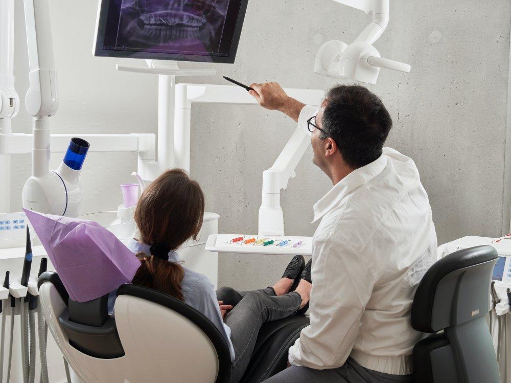 Sollentuna lockar många tandläkare