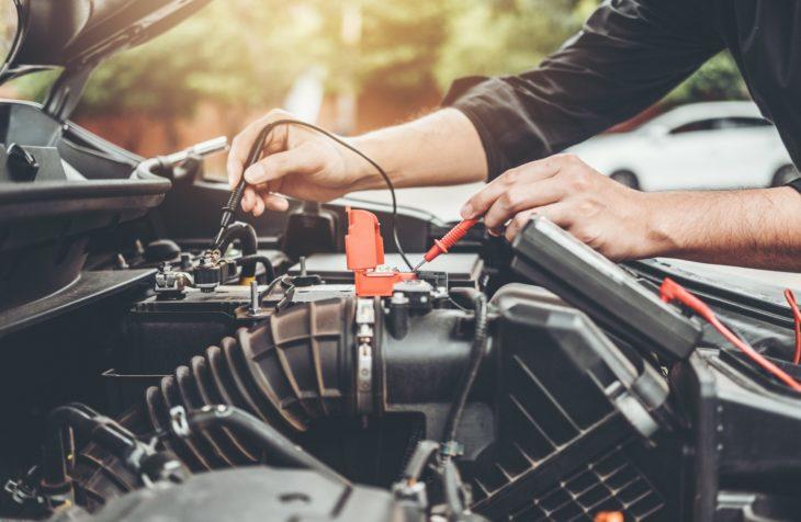 Behöver du reparation av din bil i Farsta?